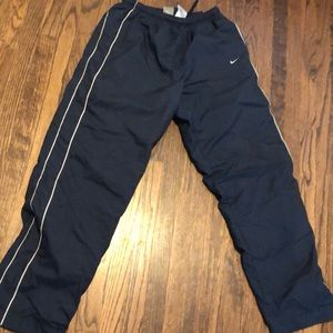 Nike men's thick jogging pants medium
